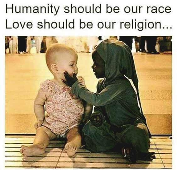 humanity quotes in english hindi