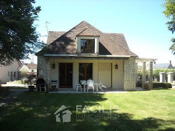 villa à La Guerche-sur-l'Aubois (18)