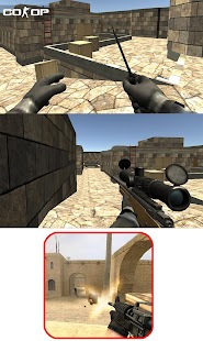 Counter Terrorist Strike Force- screenshot thumbnail