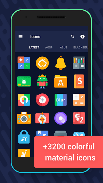 Ango – Icon Pack v1.4.5