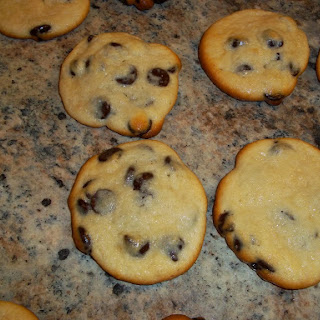Chocolate Chip Cheesecake Cookies!!! YUM!!!
