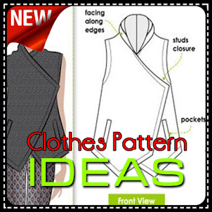 Clothes Pattern Ideas - náhled