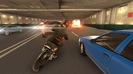 Real Bike 3D Parking Adventure: Bike Driving Games  screenshots 6