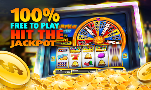 free real slots online