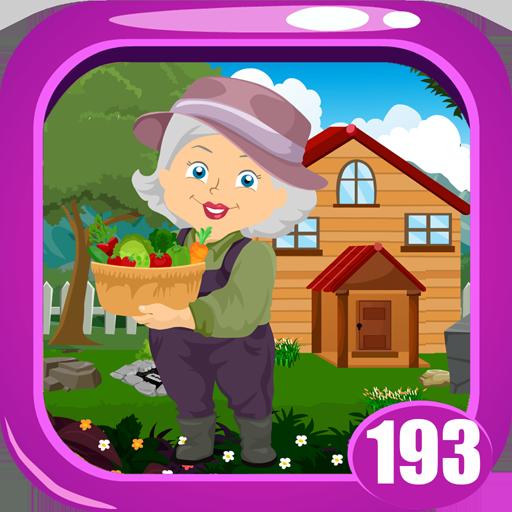 Farmer Lady Rescue Game  Kavi - 193