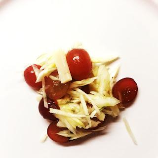 Fennel Grape Shred Salad