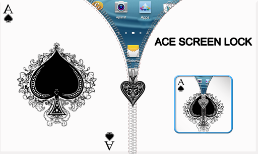 Ace Zipper Lock