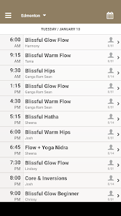 Bliss YogaSpa- screenshot thumbnail