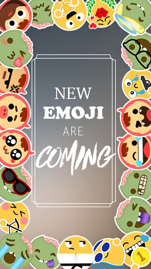 TouchPal Keyboard - Cute Emoji screenshot #1