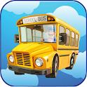 Preschool Vehicles Puzzles icon
