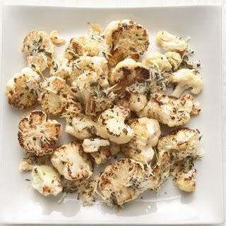 Parmesan-Herb Cauliflower