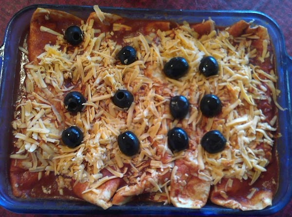 Beef And Cheese Not Italian Enchilada's Recipe