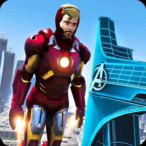 Iron Avenger Man