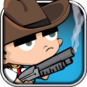 Cowboy Zombies Shooting Games icon