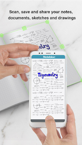 Notebloc PDF Scanner App - Scan, save & share 3.9.0 (Premium)