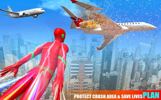 Spider Rope Hero Man screenshot 1