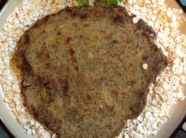Yours-healthy Broccoli Oatmeal Rotis! Recipe
