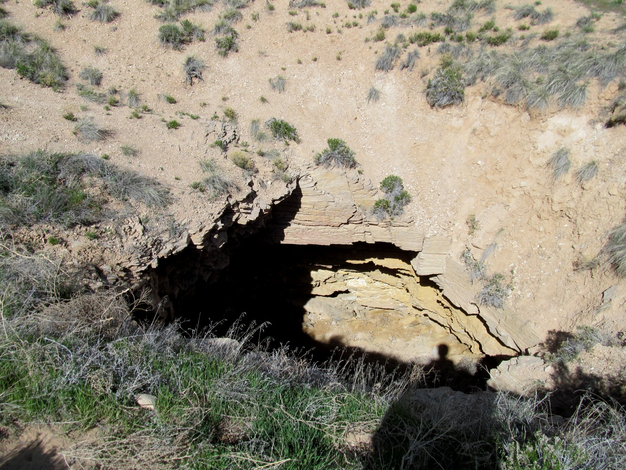 Photo: The Sinkhole