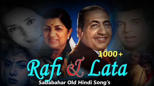 Mohammad rafi & lata mangeshkar best duet songs jukebox old.