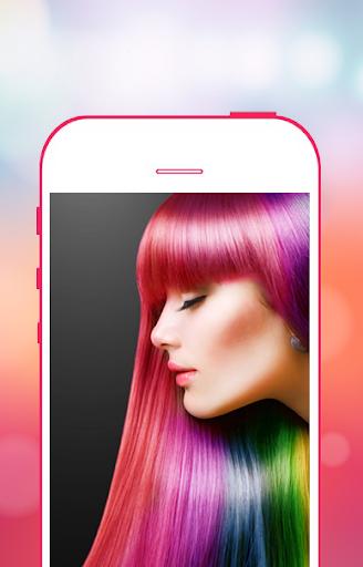 玩免費遊戲APP|下載Hair Color Changer app不用錢|硬是要APP