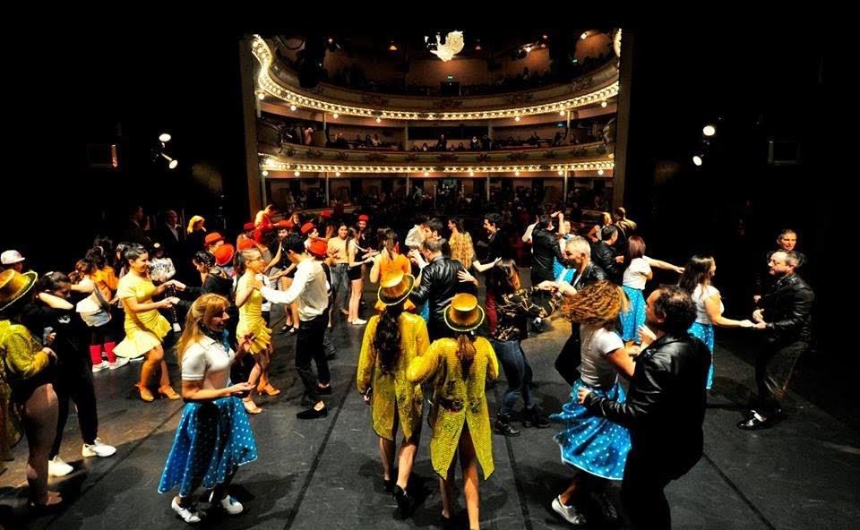 Bailarinos de todo o país juntaram-se no 6º Encontro de Dança de Lamego