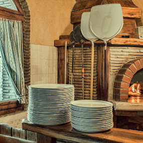 pizzeria by Maya Cvetojevic - Buildings & Architecture Other Interior