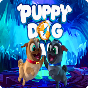 Captain Rolly & bingo:Puppy Dogs Pals