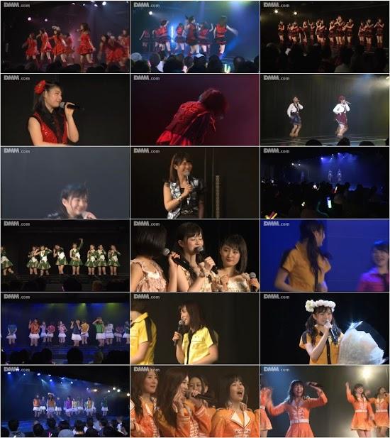 (LIVE)(公演) SKE48 チームKII 「ラムネの飲み方」公演 江籠裕奈 生誕祭 160511