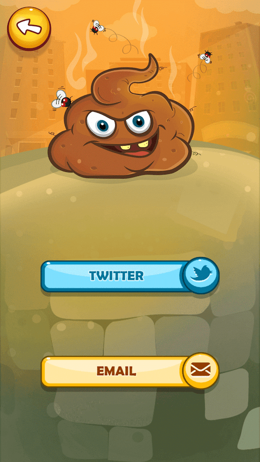 Poop Bomb- screenshot