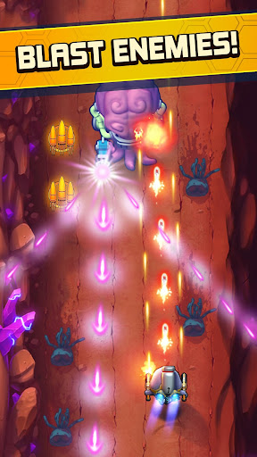 Monster Shooter: Alien Attack 1.2.1 screenshots 2