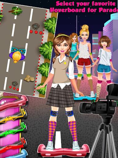 玩免費休閒APP|下載High School Hoverboard Parade app不用錢|硬是要APP