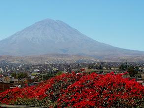 "Photo: Arequipa mit ""Hausberg"" Misti (5821 m)"