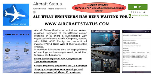 Aircraft Status - Apps on Google Play
