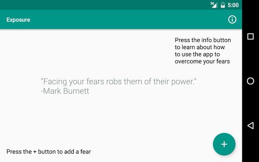 玩免費醫療APP 下載Exposure - Face Your Fears app不用錢 硬是要APP