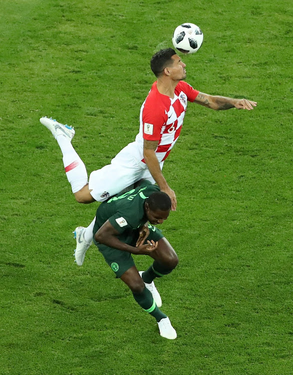 0287e0008  Naive  Nigeria youth schooled by Croatia master Modric