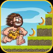 Caveman Run Story Dash Banana