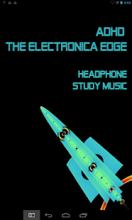 ADHD Electronic Study Music- screenshot thumbnail