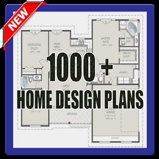 1000+ Home Design Plan - náhled
