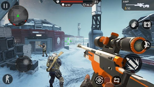 Critical Action :Gun Strike Ops – Shooting Game 2