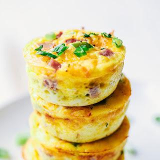 Denver Omelet Breakfast Muffins.