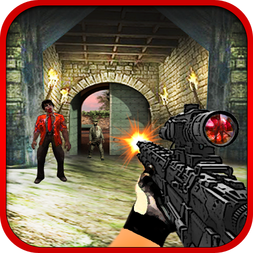 Scary Death Shooter game (apk) free download for Android/PC/Windows