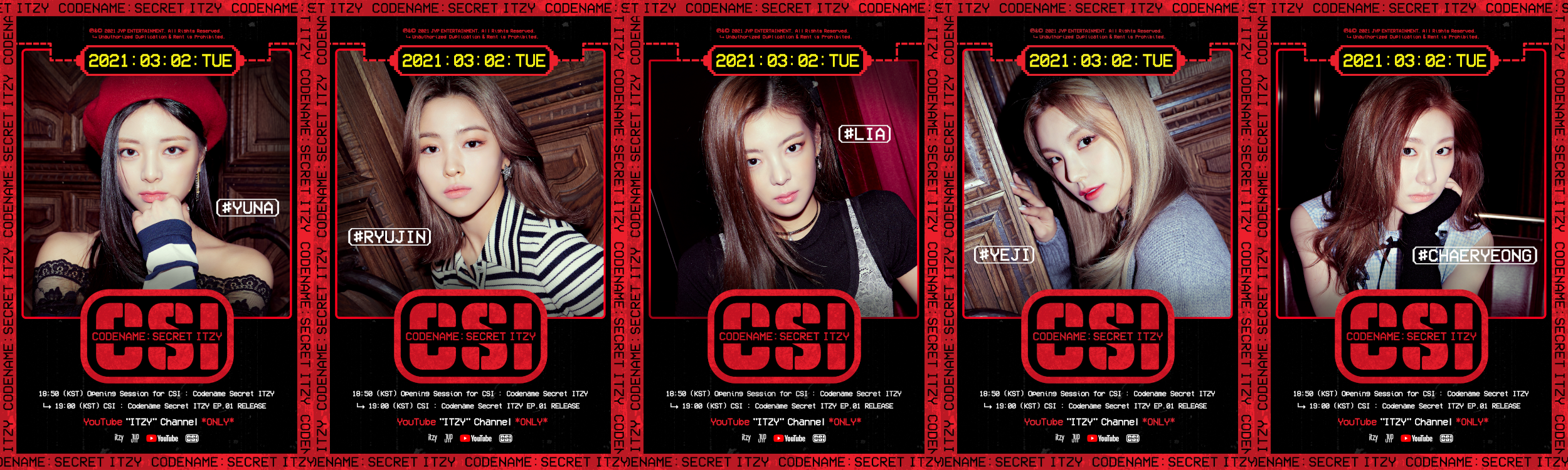 itzy teasers
