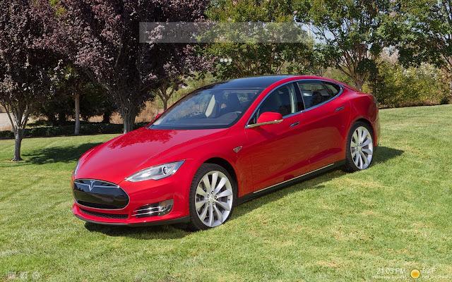 Tesla Wallpapers Newtab Chrome Web Store