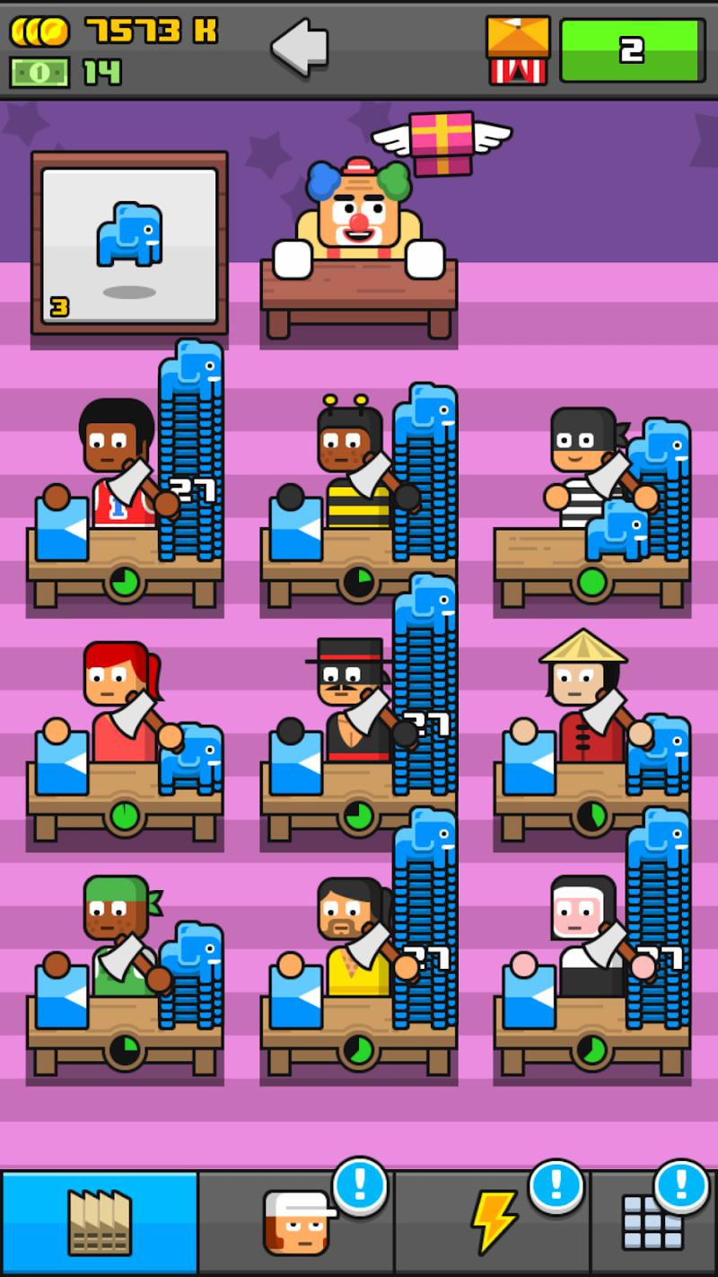 Make More! – Idle Manager Screenshot 3