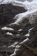 Photo: Últimos hielos del glaciar Mollepata - Machupichu Semana Santa 2015