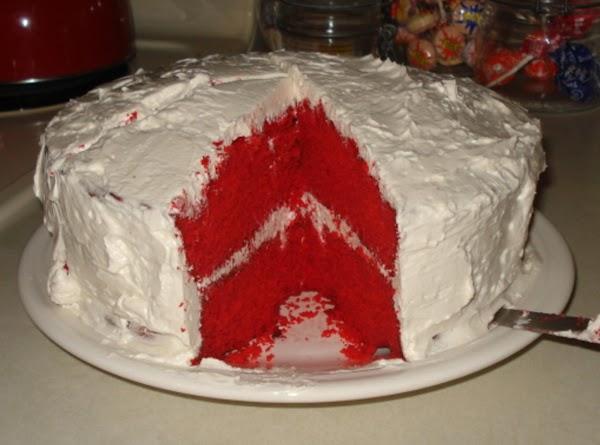 Auntie's Red Velvet Cake! Recipe