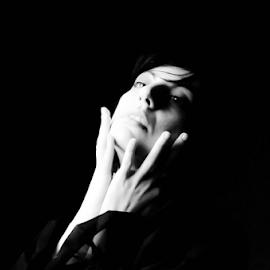 by Simona Susino - Black & White Portraits & People (  )