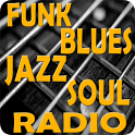Blues Jazz Funk Soul R&B Radio icon