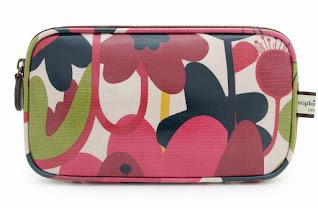 Wild Floral Mainline Makeup Bag