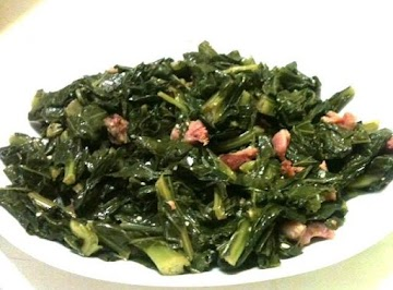 Best Cooked Greens Recipe